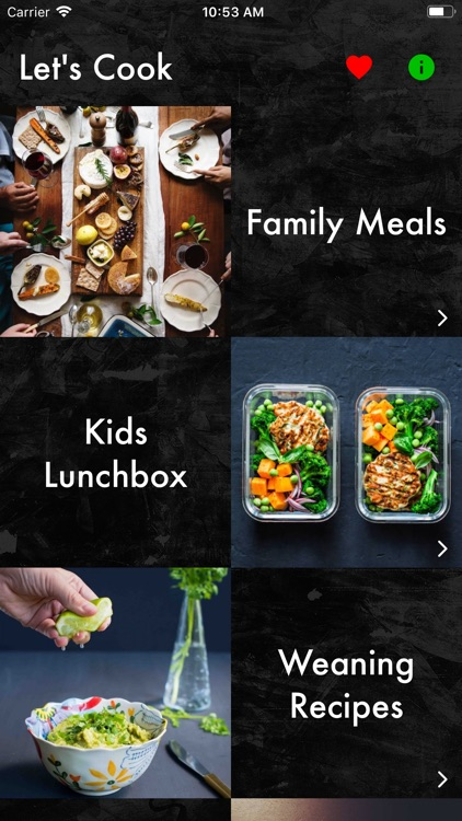 Recipes - Kids & Toddlers