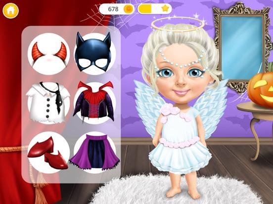 Halloween Fun - Makeover Games screenshot