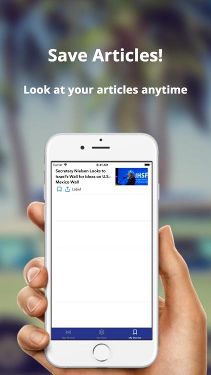 OANN: Live Breaking News screenshot-3
