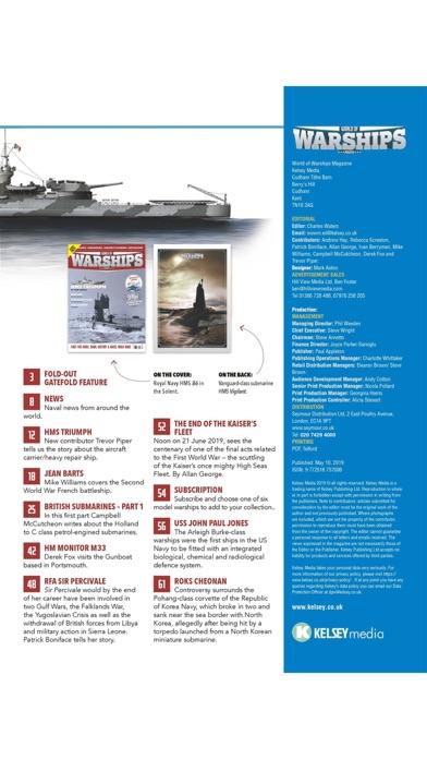 World of Warships Magazine screenshot 7