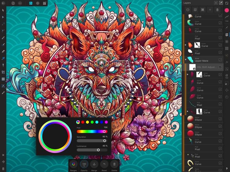 Affinity Designer screenshot-0