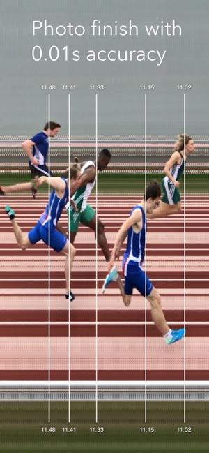 SprintTimer - Photo Finish