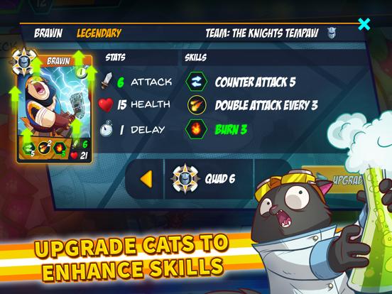 Tap Cats: Epic Card Battle CCG screenshot 11