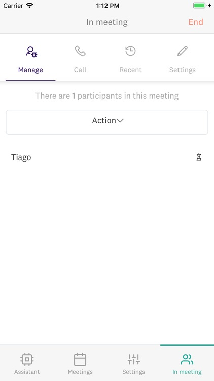 Kinly Meeting Assistant screenshot-3