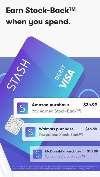 Stash: Invest. Learn. Save.