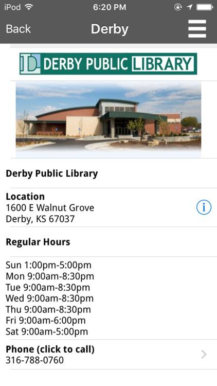 Derby Public Library screenshot-4