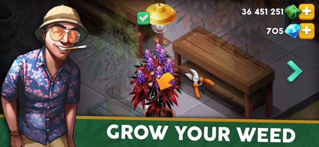 Hempire - Weed Growing Game on the App Store