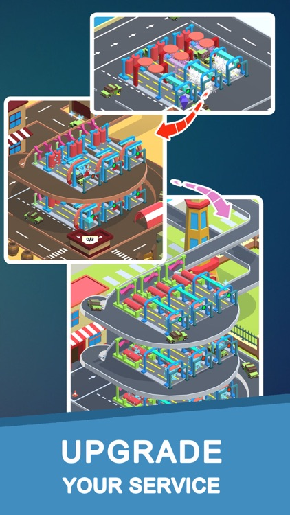 Idle Car Tycoon