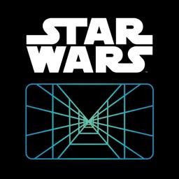 Star Wars AR Book Holoscanner