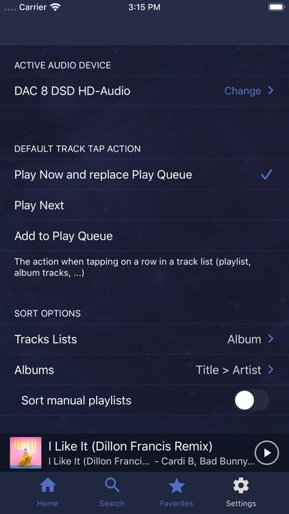 Audirvana Remote screenshot-4