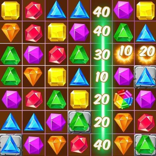 Jewel Fever - Match 3 Игры