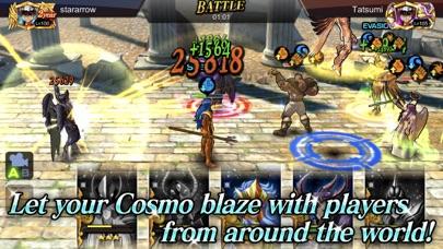 SAINT SEIYA COSMO FANTASY Screenshot