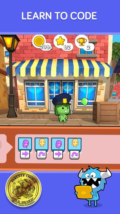 codeSpark Academy: Kids Coding screenshot-0