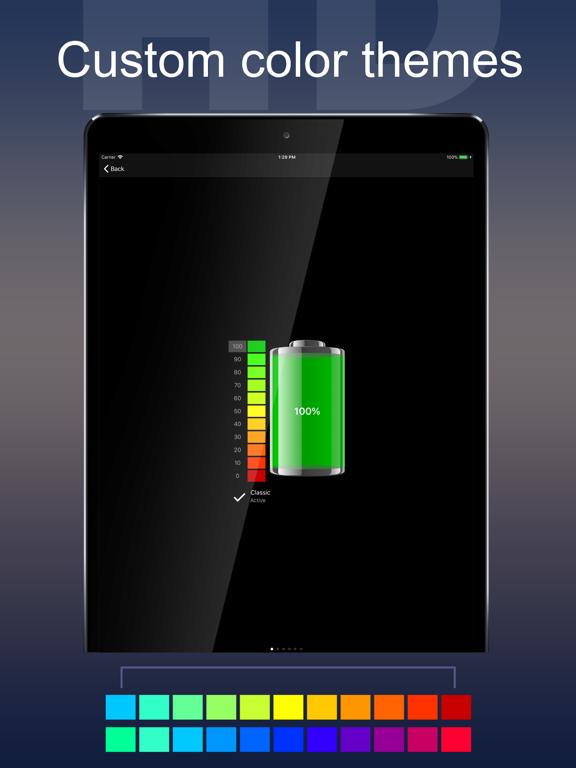 Battery HD+ screenshot