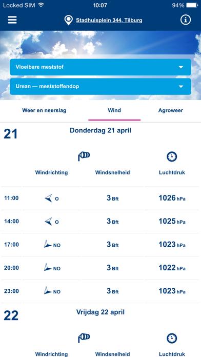 Agro Weather Appのおすすめ画像2