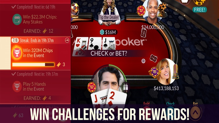 Zynga Poker - Texas Holdem screenshot-2