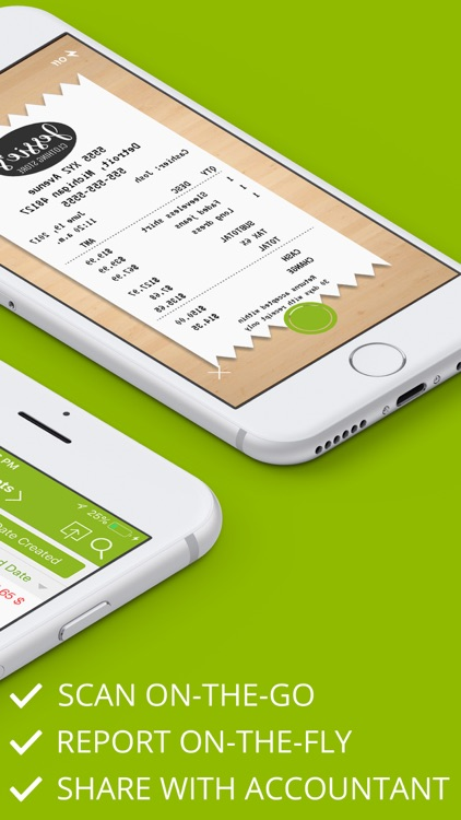 Foreceipt Receipt Tracker App
