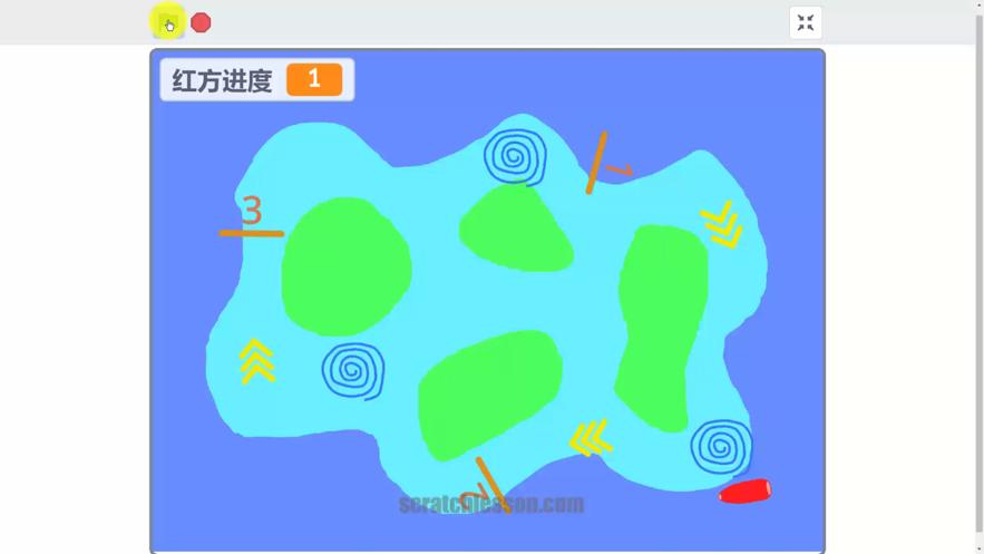Scratch中文教程初级篇 App 截图