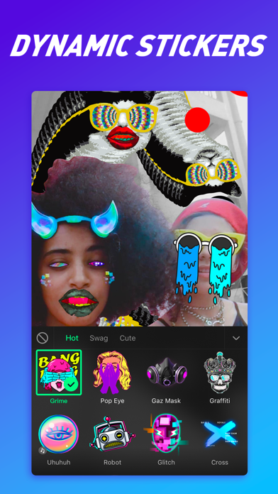 Download Noizz-Music Cam & Video Editor for Pc