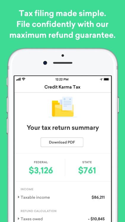 Credit Karma screenshot-8
