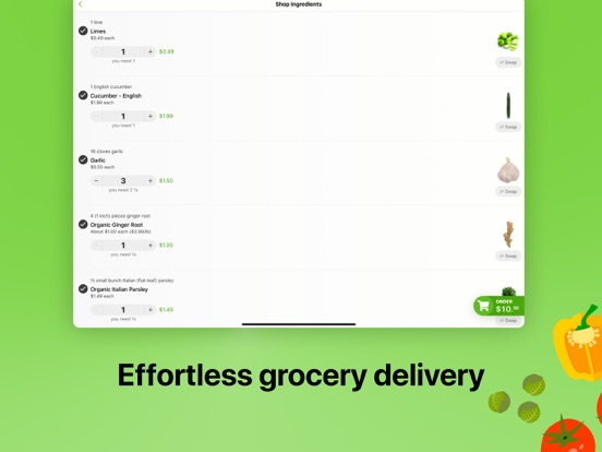 Mealime Meal Plans & Recipesのおすすめ画像5