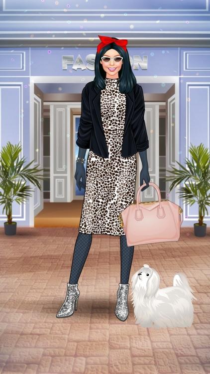 Fashion Dress Up - Girl Games screenshot-3