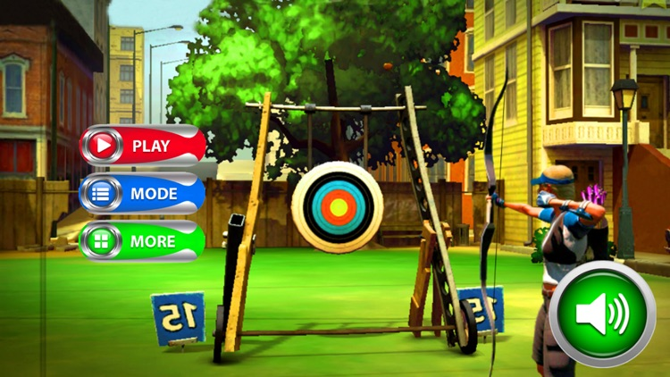 Archery Master Target Shooter screenshot-1