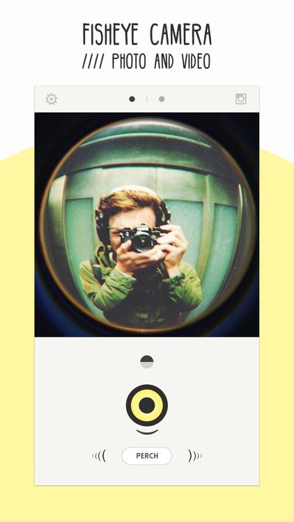FISHI lite - Fisheye Camera