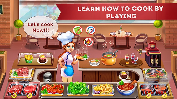 Cooking Funny Chef