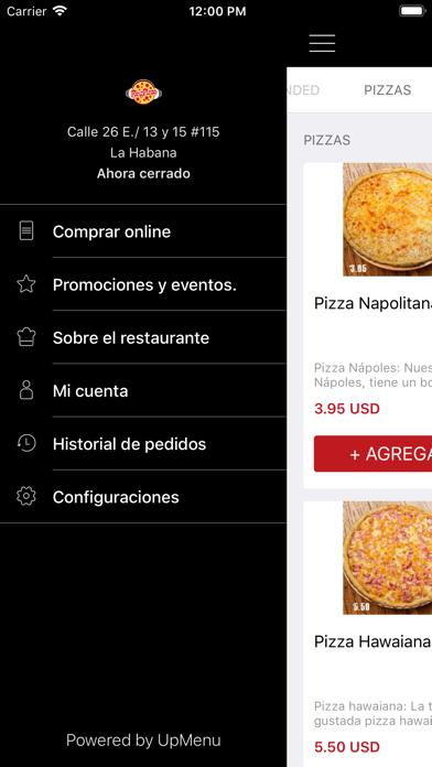 RingPizza screenshot 3