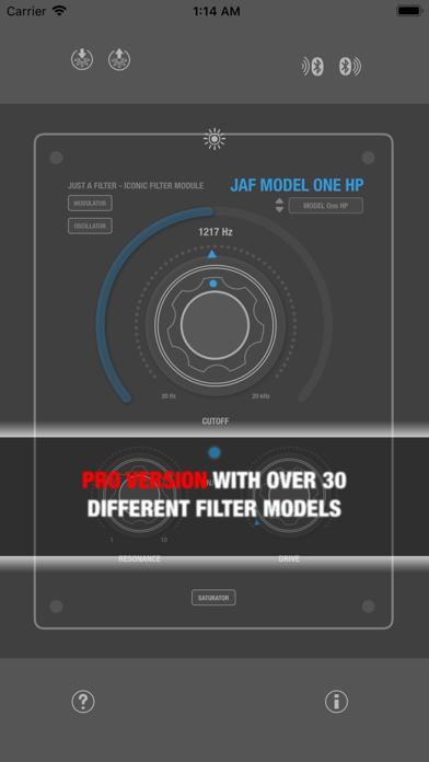 JAF Collection screenshot 1