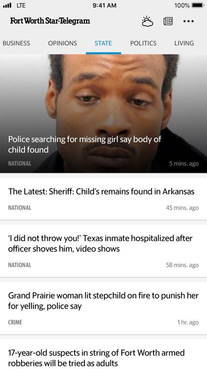 Fort Worth Star-Telegram News screenshot-4