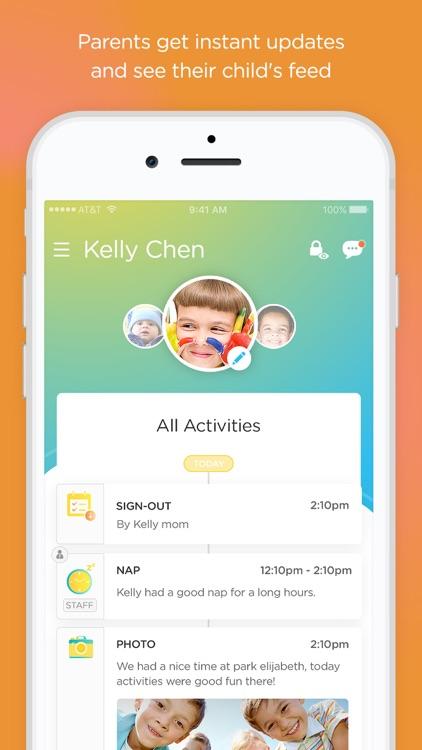 Kinderlime: Childcare App screenshot-4
