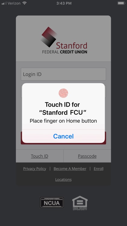 Stanford FCU Mobile Banking screenshot-1