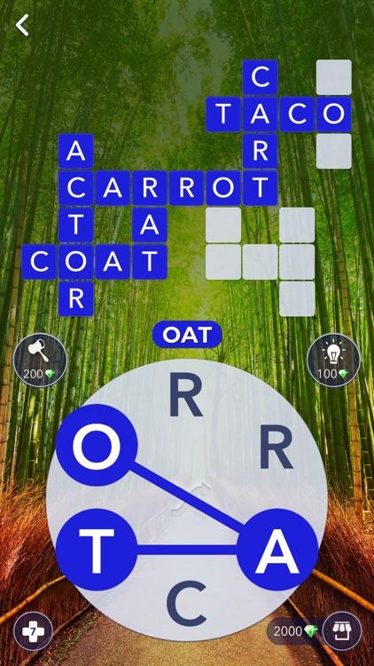 Words of Wonders: Crossword screenshot-6