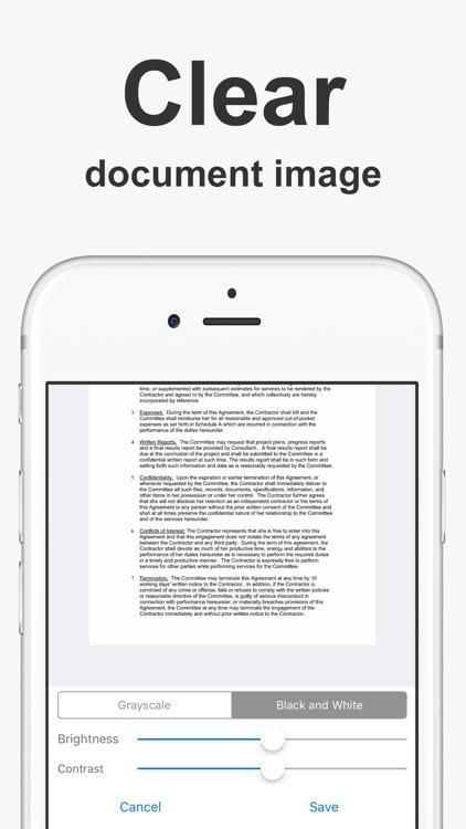 Fax from iPhone: Fax Gun screenshot-6
