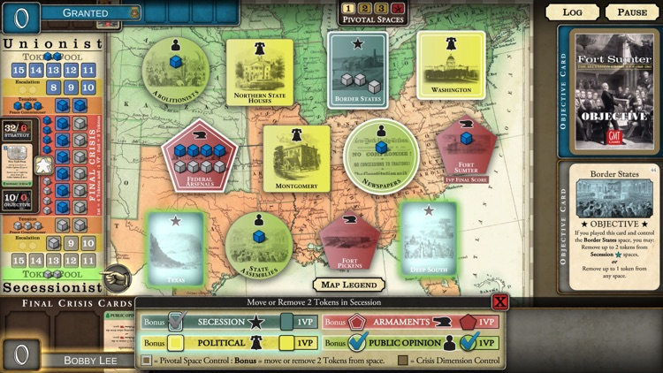 Fort Sumter: Secession Crisis screenshot-5