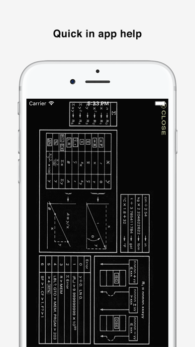 11C Scientific Calculatorのおすすめ画像4