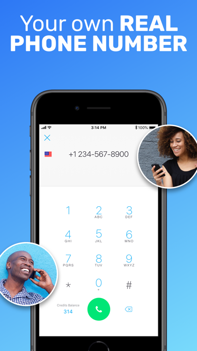 download Text Me - Phone Call + Texting apps 3