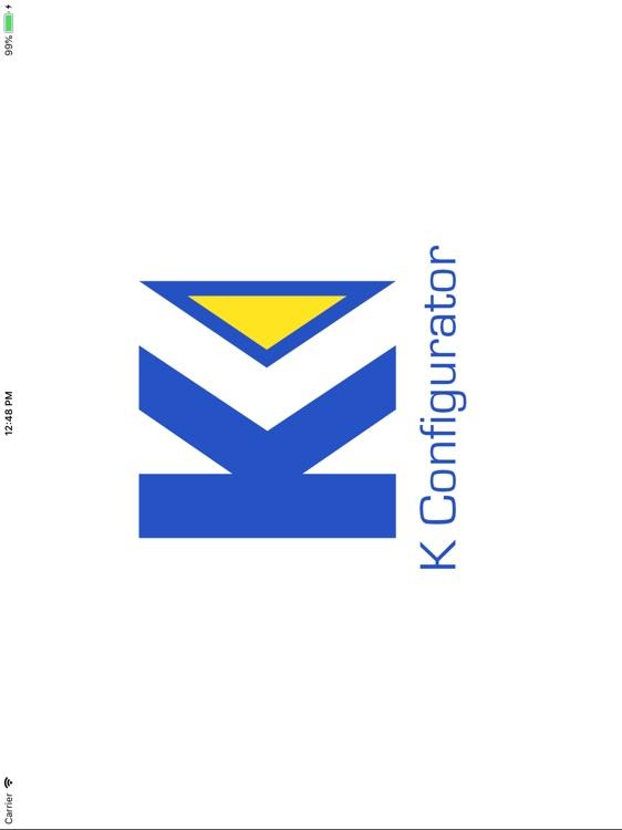 K Configurator by Lorenzo Ossi