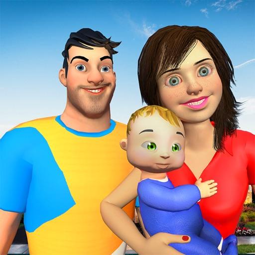 Super Mom Happy Family Sim
