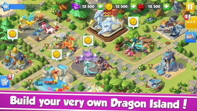 Dragon Mania Legends screenshot-4