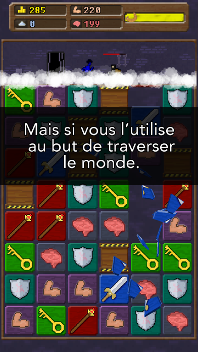 Screenshot #2 pour Tu Dois Construire Un Bateau