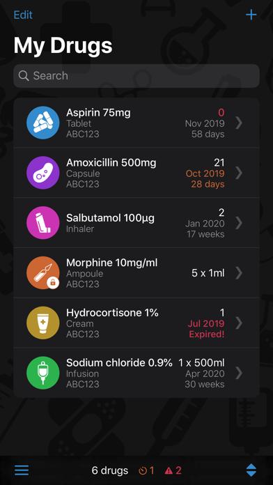 Ampoule screenshot three