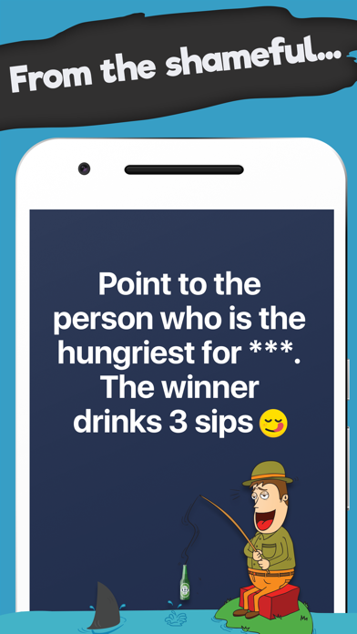 Drinking Game to party by GreenTomatoMedia (iOS, United