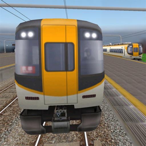 Train Drive ATS 3