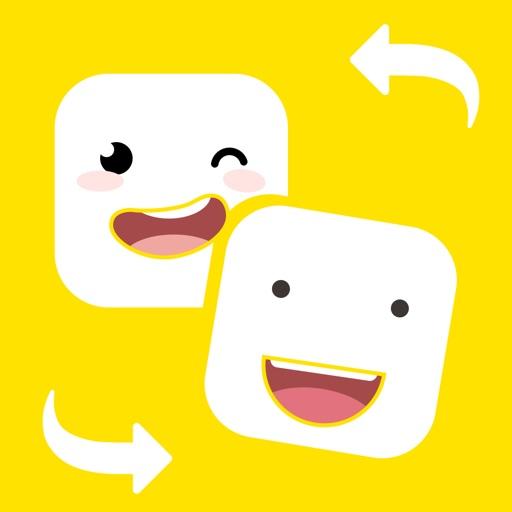 Face Swap Video: Tune Face App app logo