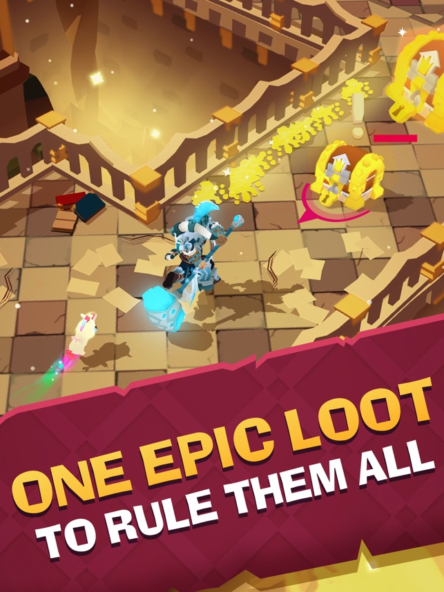 Mighty Quest For Epic Loot on the App Store