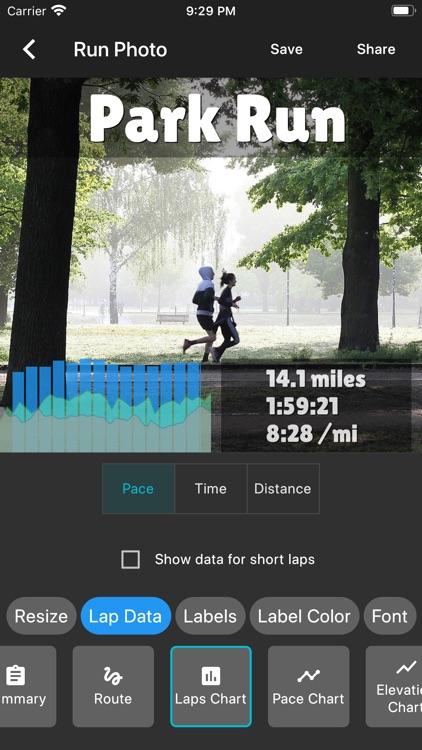Run Photo - for Garmin, Strava screenshot-5