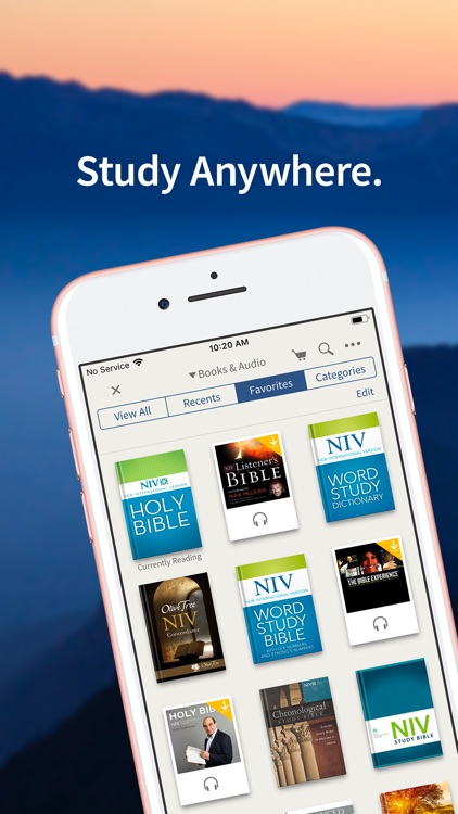 NIV Bible App + screenshot-3